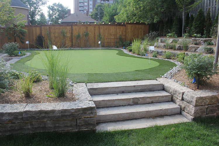 Landscaping Property Lines Pictures : Landscape design landscaping pools decks collingwood
